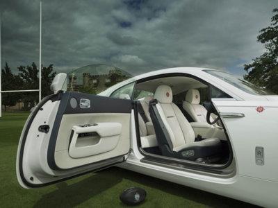 Rolls-Royce Wraith 'History of Rugby': oda al deporte inglés más noble