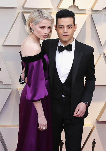 Rami Malek Oscars 2019 Red Carpet 1