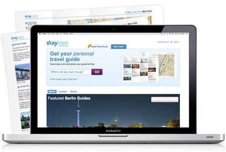 Guias de viajes personalizadas: Stay.com
