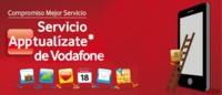 Apptualízate de Vodafone configurará nuestros smartphones para aprovechar mejor sus ventajas