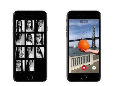 Google lanza dos nuevas apps para iOS centradas en fotografía y vídeo