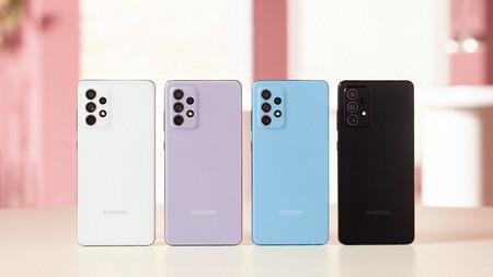 Samsung Galaxy A72 Oficial Colores Precio Disponibilidad Mexico