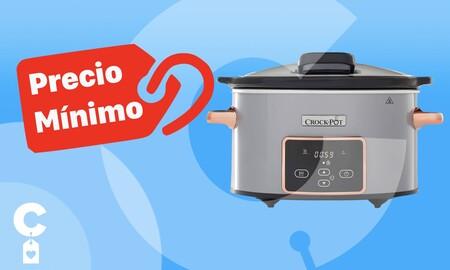 Precio mínimo en la olla de cocción lenta Crock-Pot CSC059X de 3,5 litros de capacidad: puede ser nuestra por 37,33 euros en Amazon