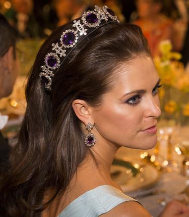 La Princesa Magdalena de Suecia: la princesa de ojos azules