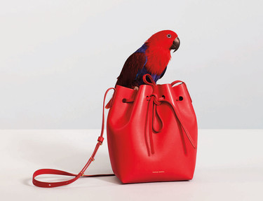 Clonados y pillados: a Parfois también le gustan los bolsos-saco de Mansur Gavriel