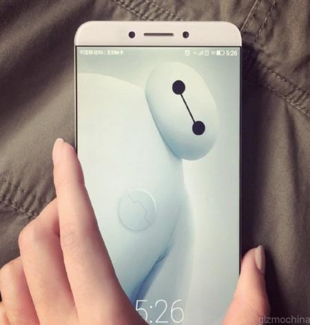 Letvs Bezel Less Phone