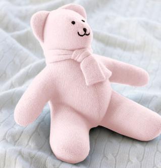 Ralph Lauren: osos de cachemir