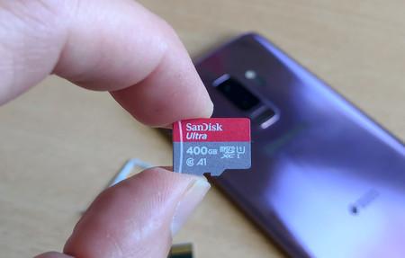 Sandisk Ultra microSD de 400 GB, análisis: tener un smartphone con más de 600 GB es posible