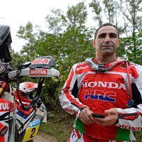 Malas noticias para Honda en el Dakar 2018: Paulo Gonçalves no correrá por lesión