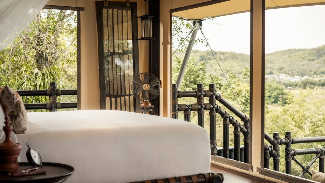 Foto de Four Seasons Tented Camp Golden Triangle, Chiang Rai (3/13)