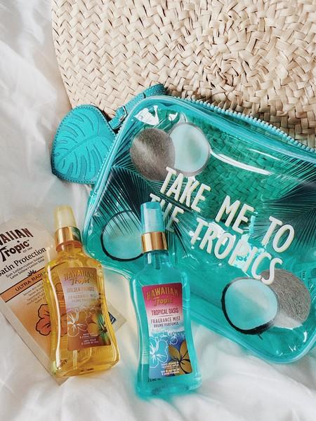Los Body Mists de Hawaiian Tropic huelen a auténtico verano y son ideales para sumar a nuestra maleta en lugar de perfume