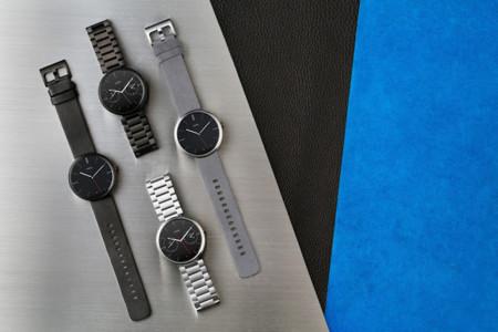 Las mejoras de Android Wear se hacen patentes en el Moto 360, ahora con soporte WiFi
