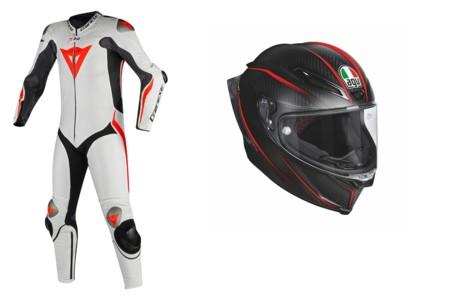 Lo último de Dainese y AGV, desarrollado por Valentino Rossi para proteger a todos los motoristas