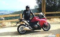 Honda VFR 1200F, la prueba: calidad en cada detalle
