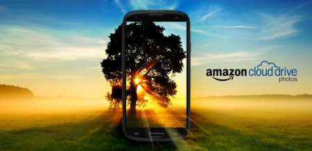 Amazon Cloud Drive Photos llega a Android