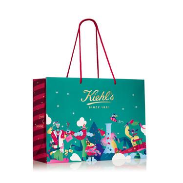 Esta navidad Kiehl's nos trae una preciosa colección de imprescindibles que querremos ver debajo del árbol