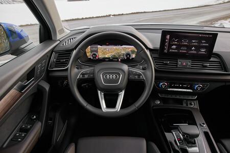 Audi Q5 Sportback precios versiones y equipamiento en México 12