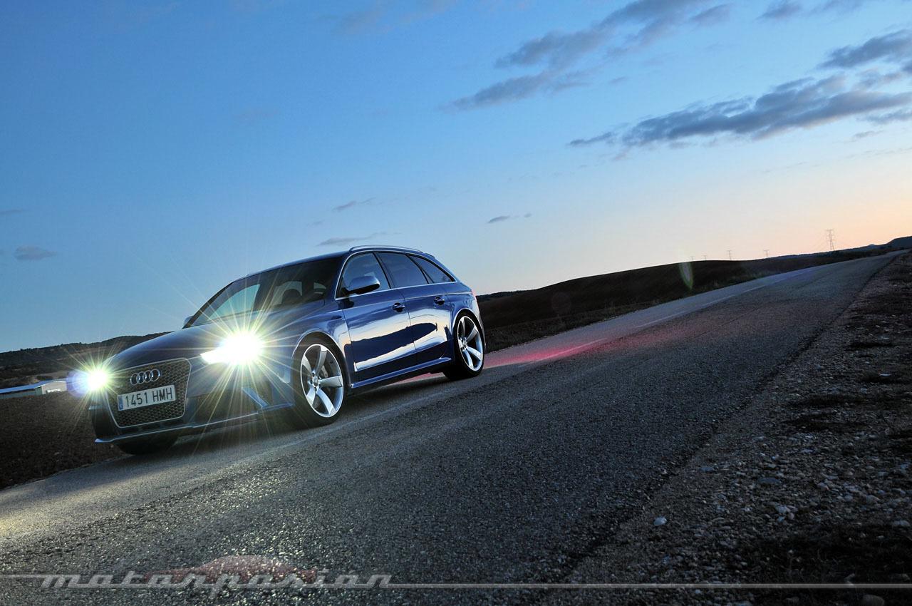 Foto de Audi RS4 Avant (prueba) (1/56)