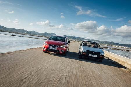 Seat Ibiza Evolucion En 30 Anos 10