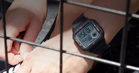 El smartwatch Amazfit NEO ofrece diseño retro y batería de unos 28 días por 21,74 euros en los Días sin IVA de MediaMarkt
