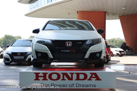 Honda Civic Type R 2015 PRUEBA