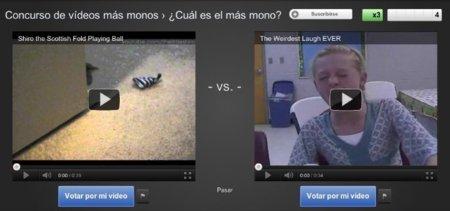 Google lanza YouTube Slam: puntuar vídeos se convierte en un juego