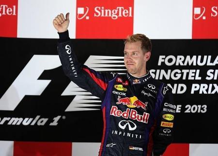 """Sebastian Vettel no entiende los abucheos: """"nuestro dominio se debe a las horas extra"""""""