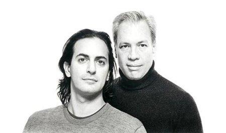 Marc Jacobs y Robert Duffy