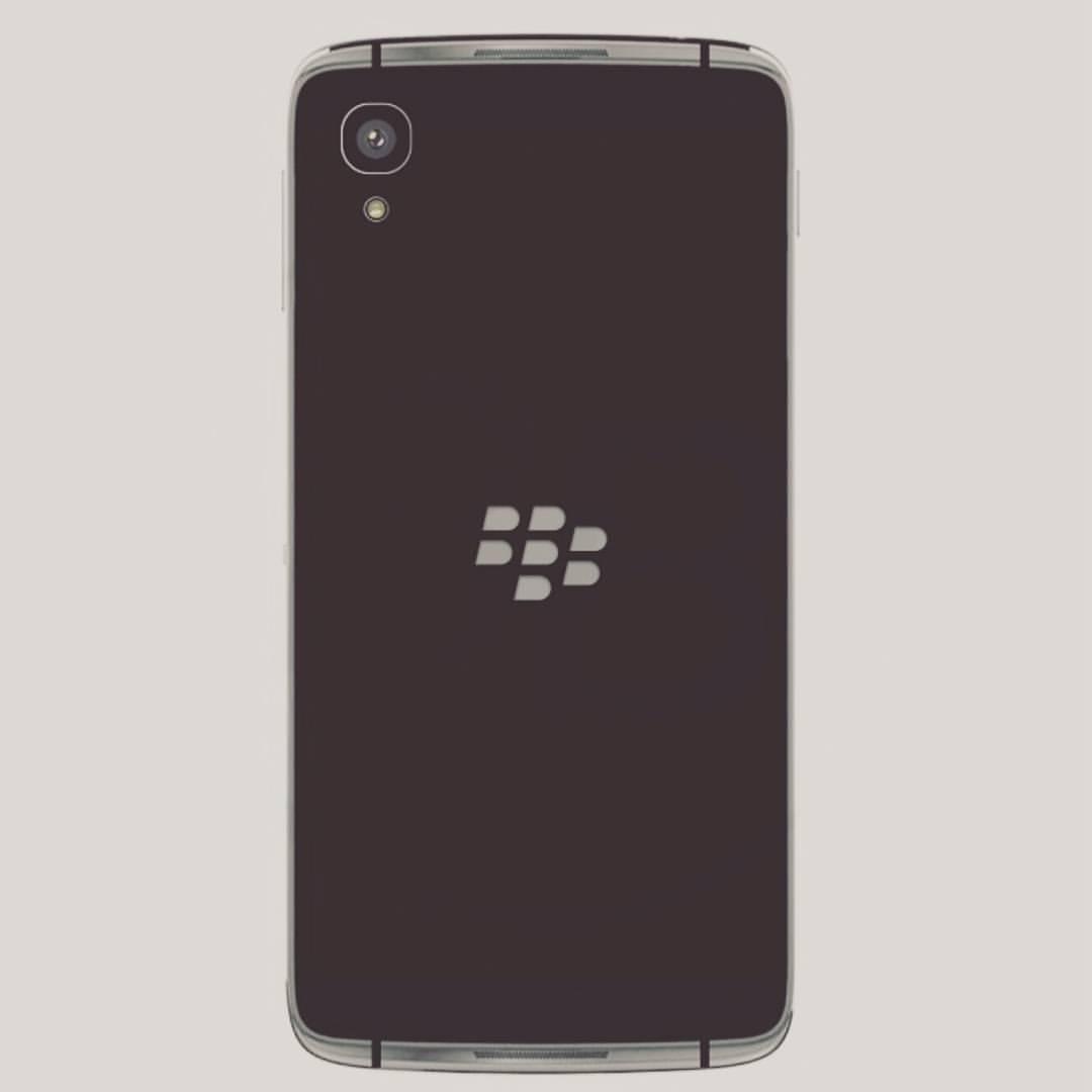 La primera imagen de la nueva BlackBerry con Android vuelve a apuntar a Alcatel