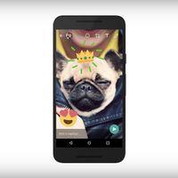 WhatsApp se transforma en Snapchat al estrenar stickers y dibujos en fotos y vídeos