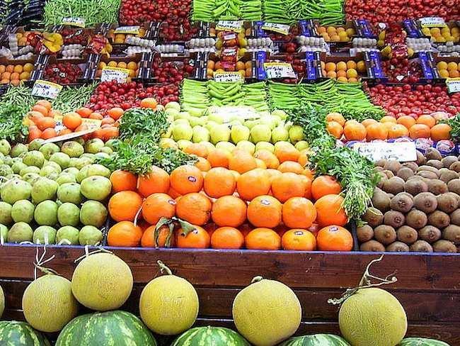 Resultado de imagen de frutas y verduras