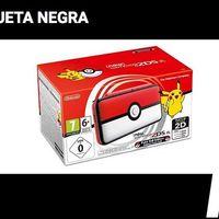 15 euros de descuento, 7,95 acumulables para socios, juego de regalo, sin gastos de envío en la New Nintendo 2DS XL Pokemon Edition en Fnac