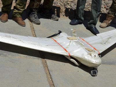 Cómo ISIS está usando drones y GoPros para bombardear posiciones enemigas