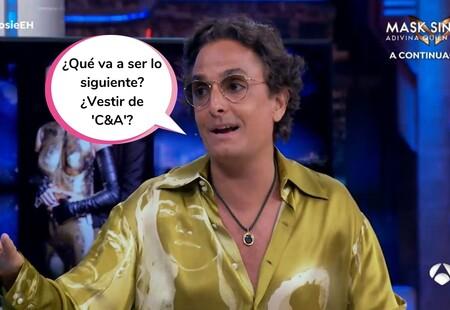 """Josie pone a caldo en 'El Hormiguero' el look de Pablo Motos en la boda de Pilar Rubio y Sergio Ramos: """"Es terrible. Te engañaron vilmente"""""""