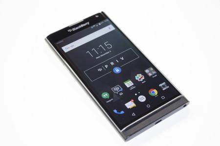 BlackBerry Priv es visto en video con Android Marshmallow