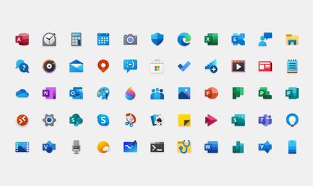 Windows 10 Iconos