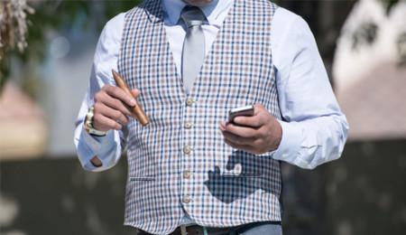 Los smartphones y el lujo
