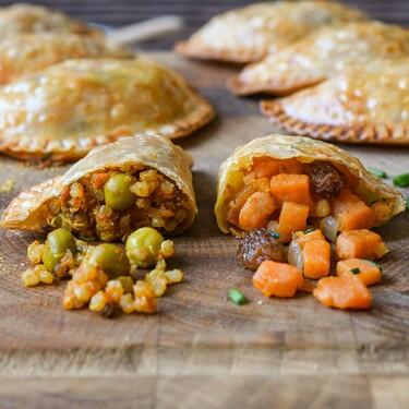 ¿Fan del batch cooking? Apunta estas recetas de empanadillas para tu menú semanal