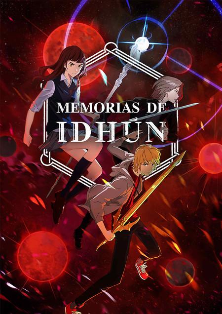 Memorias De Idhun Serie De Netflix