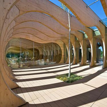 La arquitectura en la escuela. ¿Te interesa saber hacia dónde se dirigen las tendencias decorativas?