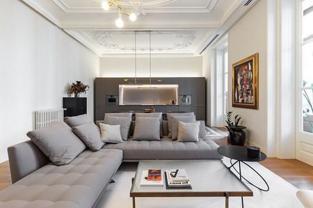 Apartamento modernista en Zaragoza