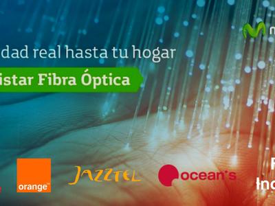 Comparativa tarifas de fibra con Vodafone, Orange, Jazztel y Oceans a través de acceso indirecto Movistar