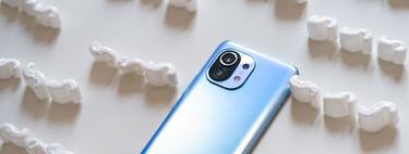 El Xiaomi Mi 11 es un chollo en Amazon: un moderno gama alta bestial en rendimiento y pantalla por poco más de 650 euros