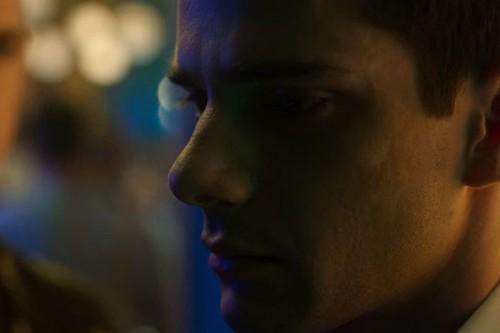 """""""También Polo tiene una visión de su propia muerte y espero que el espectador lo entienda"""". Álvaro Rico ('Élite')"""