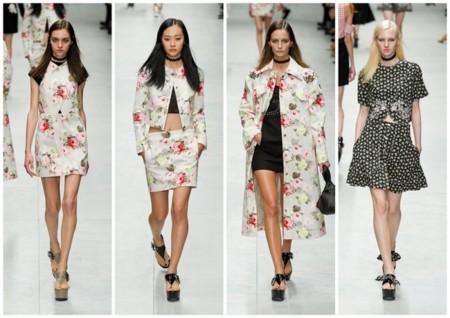 Carven tendencias de moda pv 2014