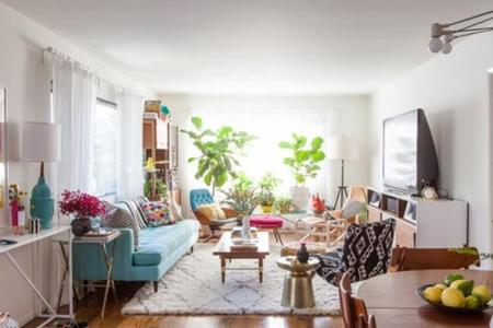 salones con plantas