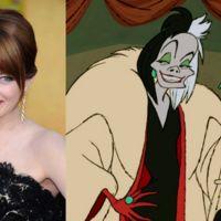 Disney elige a Emma Stone como nueva Cruella de Vil