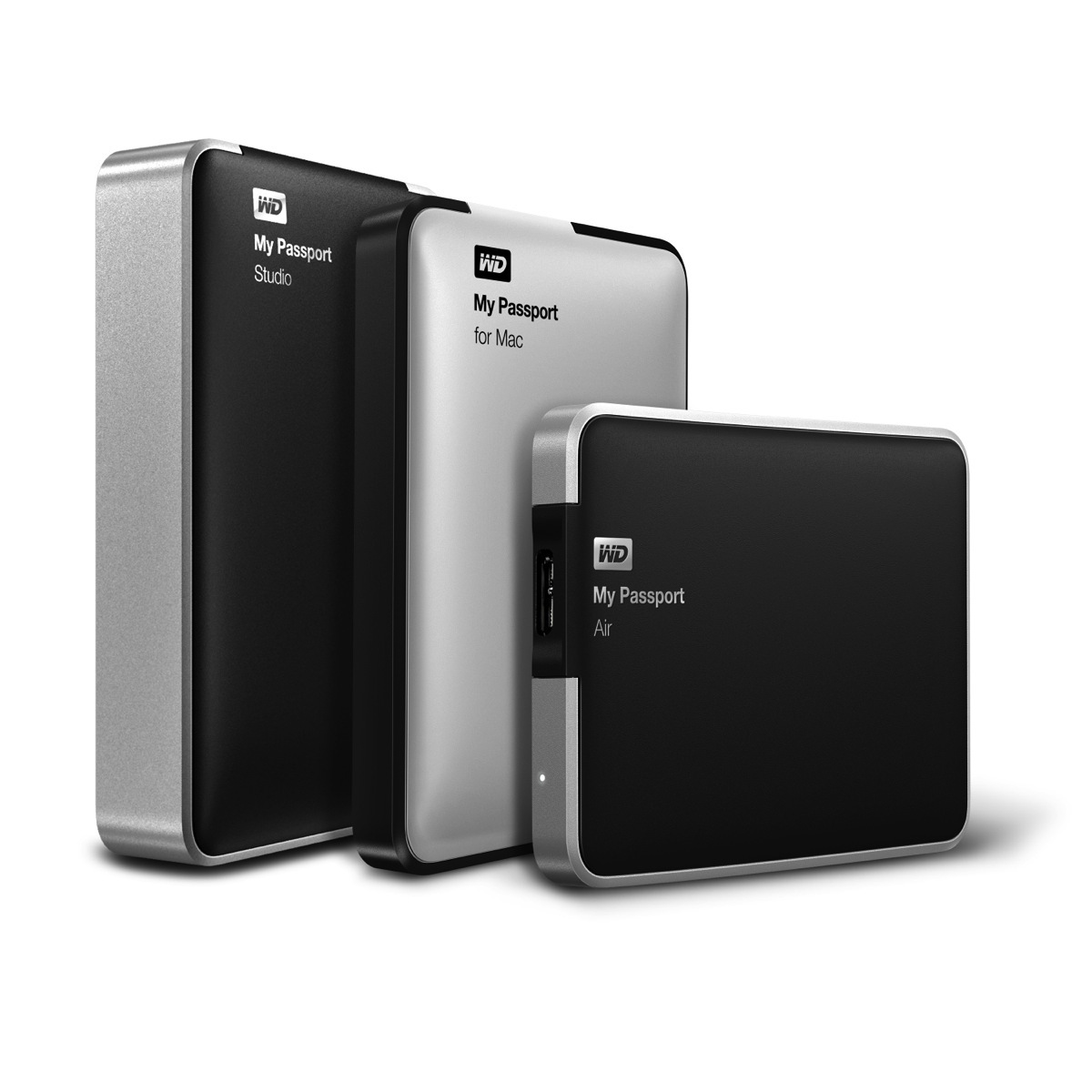 Western Digital My Passport Air