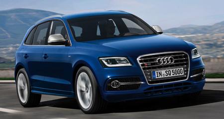 Audi SQ5, el primer S con motor diésel