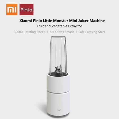 Batidora Xiaomi Pinlo Little Monster Food Machine por sólo 38 euros y envío gratis con este cupón